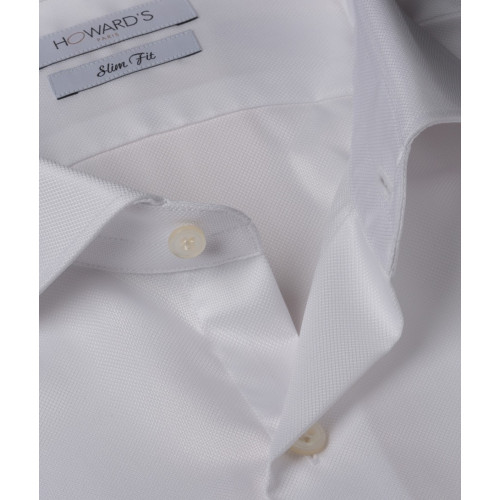 Revelli white oxford shirt