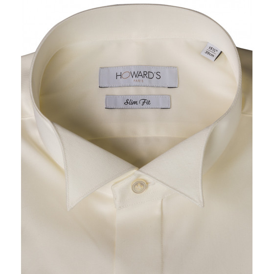 Enzano ivory wedding shirt