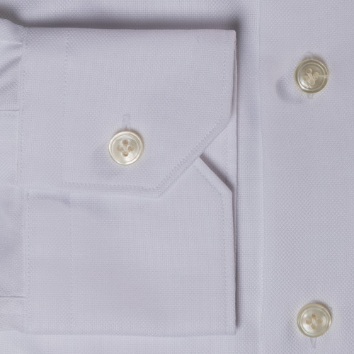 Guastalla white oxford shirt