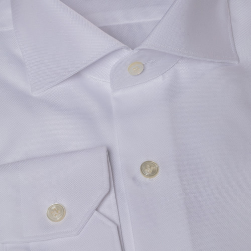 White oxford shirt Howard's Paris