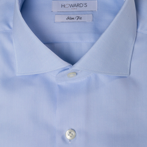 Villaggio blue oxford shirt