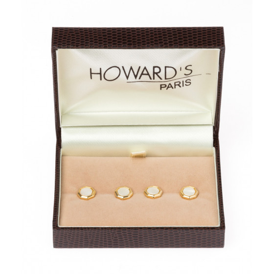 Boutons de smocking Studs Howard's Paris